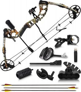 2020 Compound Bow and Arrow for Adults and Teens