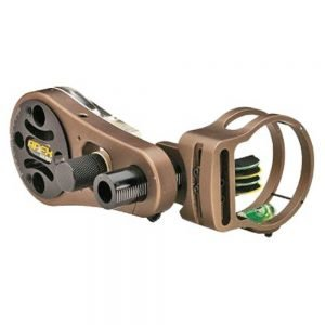Apex Gear Bow Sight Atomic 4-Pin with Light